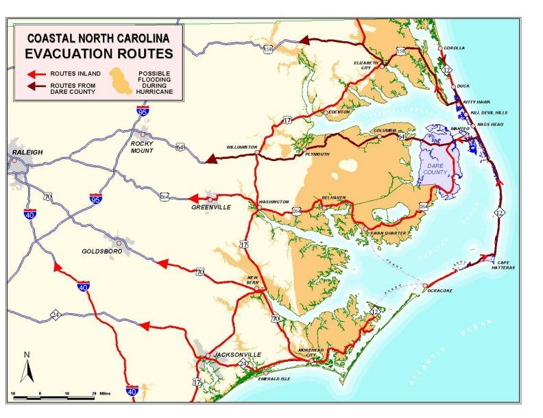 Flood Zone Map Elizabeth City Nc