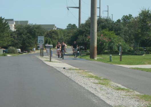 Bay Drive Multi-Use Path